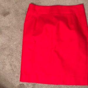 "J Crew ""The Pencil Skirt"" - never worn"